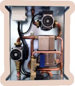 Kaminbox - Stufe a pellet da collegare ai termosifoni ...